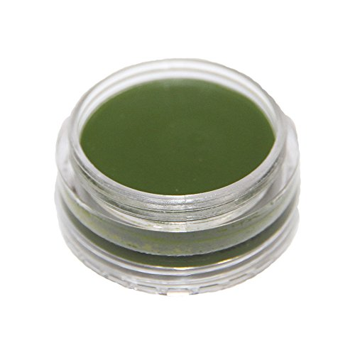 1/8oz. クリームメイクアップ グリーン Cream Makeup, Green, (0.125oz/7gm) CC041