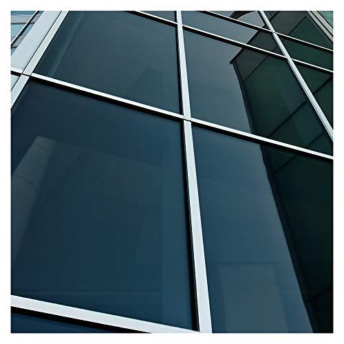 BDF NA20 Window Film Privacy and Sun Control N20, Black (Dark) - 24in X 50ft
