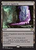Magic The Gathering - Crypt of Agadeem -...