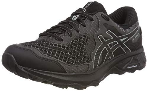 Asics Gel-Sonoma 4 G-TX, Walking Shoe Mujer, Negro, 39 EU