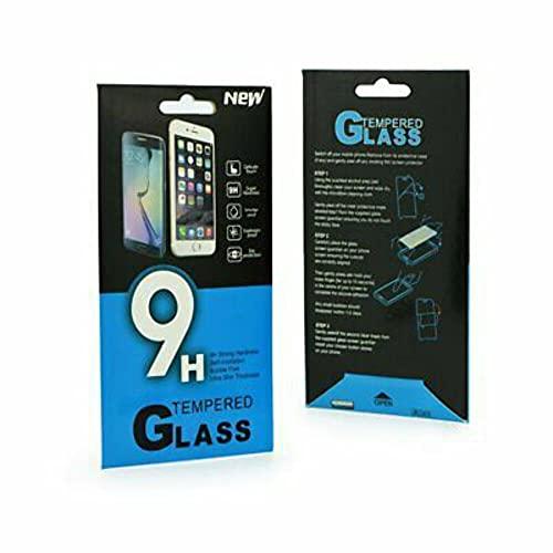 Protector de pantalla 9H cristal templado 2.5D frontal para iPhone 5 / 5S / 5C / SE
