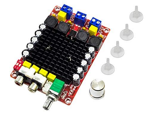 MissBirdler TDA7498 Dual Channel 100W Audio Stereo versterker Amplifier Board XH-M510