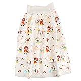 Tomaibaby Baby Diaper Skirt Cotton Baby Training Skirt Cloth Bloomer Shorts Cubierta Del Pañal Ropa para Recién Nacido Niño Bebés Niñas Niños