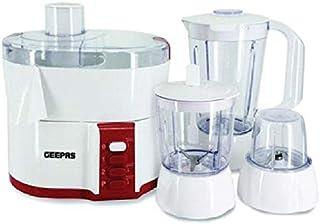 Geepas 4 in 1 Food Processor GSB9890 [plastic blender]