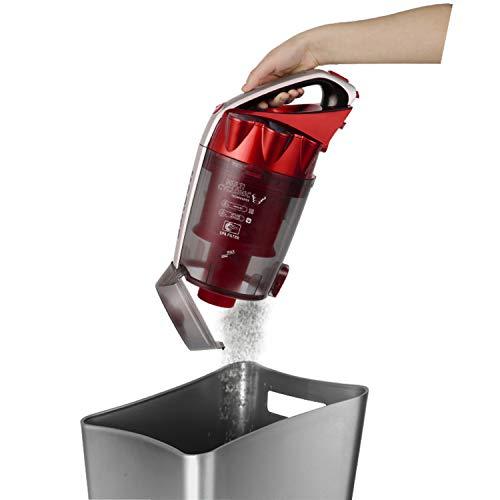 Hoover KS30PAR - Aspirapolvere Tecnologia multiciclonica ad Altissime Prestazioni, PARQUET & TAPPARELLE