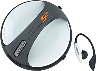 Sony D-NS505 S2 Sports ATRAC Walkman Portable CD Player