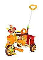 三輪車 それいけ!アンパンマンピースII オレンジ