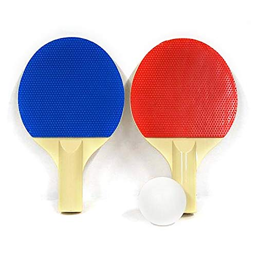 Purchase Bocotous Table Tennis Racket Training Table Tennis Bat Portable Racket Set for Table Tennis...