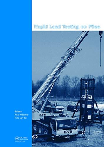 Rapid Load Testing on Piles (English Edition)