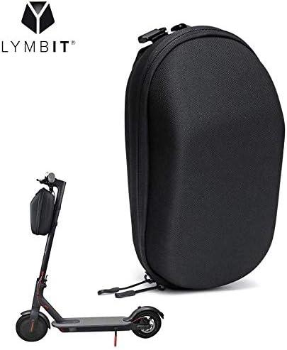 Lymbit Mochila Negra Patinete Xiaomi M365 : Amazon.es ...