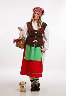 Disfraz de Pastora para Adultos: Amazon.es: Juguetes y juegos
