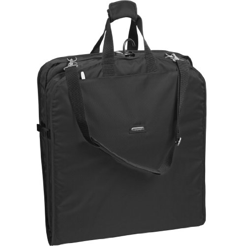 "WallyBags Luggage 42"" Shoulder Strap Garment Bag"