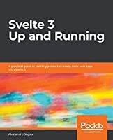 Svelte 3 Up and Running Front Cover