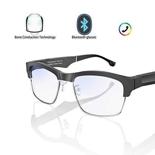Bluetooth Smart Glasses Frame Anti Blue Light Optical Sepectacles Zakenlieden Wireless Stereo Music Brillen Smart Eyewear