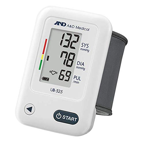 BORYUNG A&D Medical Automatic Digital Compact Heart Blood...