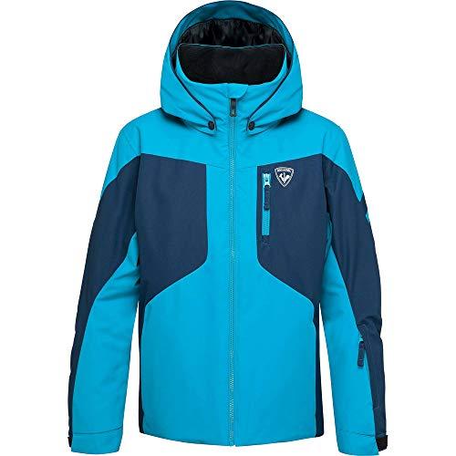 Rossignol Boy Course Jacket Skijacke, Kinder, Methyl, 16 Jahre