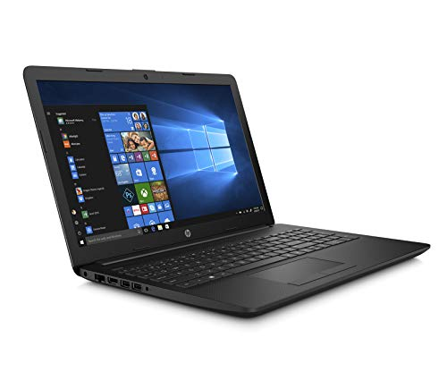 HP 15-db1000ng (15,6 Zoll / Full HD) Laptop (AMD Ryzen 3 3200U, 8GB DDR4 RAM, 256GB SSD, AMD Radeon Vega Grafik, Windows 10 Home) schwarz