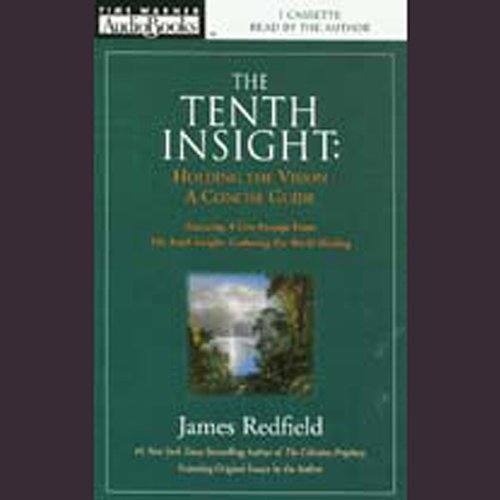 The Tenth Insight audiobook cover art