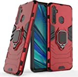 Zivite Armor Shockproof Soft TPU and Hard PC Back Cover Case with Magnetic