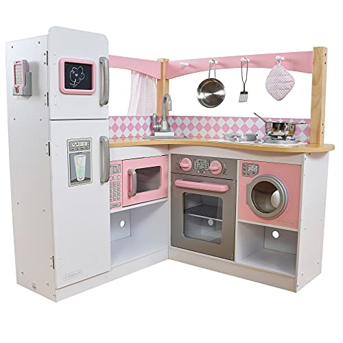 Big Sale Best Cheap Deals KidKraft Grand Gourmet Corner Kitchen