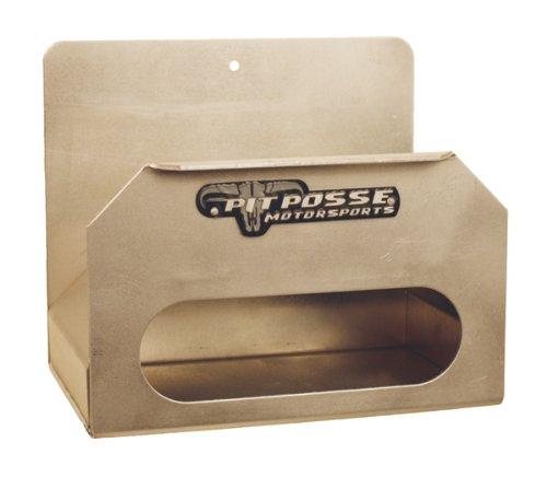 Pit Posse PP3188 Aluminum Air Hose Hanger - Trailer/Shop/Garage Hose Hanger – Durable – Rust Resistant – Organizer - Automotive Accessories