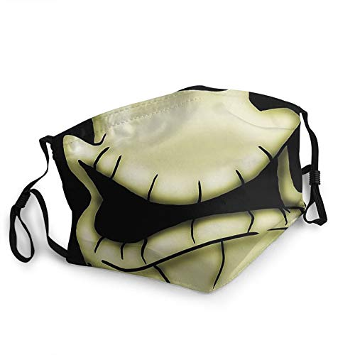 Nightmare Oogie Boogie Reusable Mask Unisex Adjustable Washable Outdoor Face Cover