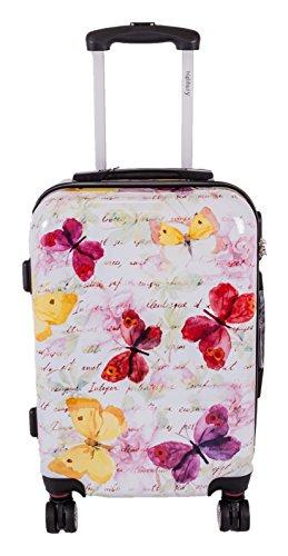 HBY-0114 FRENZY 28' MF Four Wheeled Luggage Case