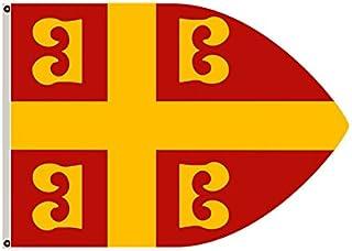 Fyon The Byzantine Banner Imperial Ensign Landscape Flag 12x18inch
