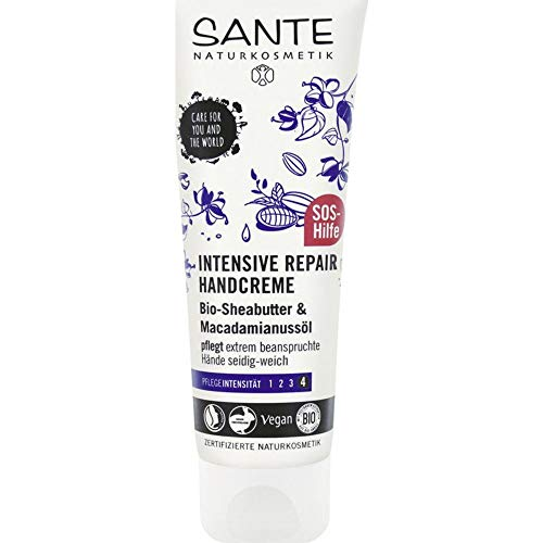 Sante Bio INTENSIVE REPAIR Handcreme (2 x 75 ml)