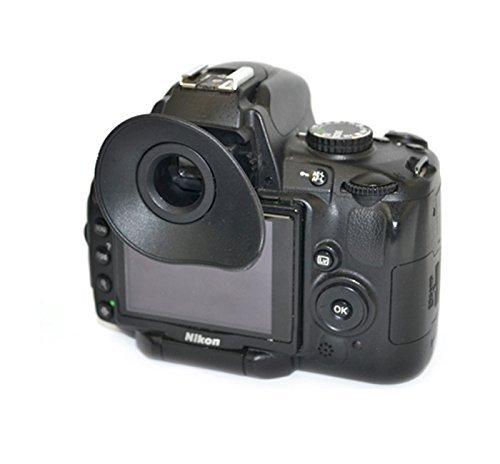 Maxsimafoto–Pro 22mm Augenmuschel, Okular für Nikon D3400, D3300, D3200, D3100, D750, D610, D600, D5000, D5100, D5200, D5300, D5500, D7000, D7100, D7200, D300, D200, D100, D90, D80, D70s.