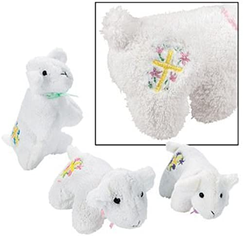 Plush Lambs Of God by Oriental Trading Company