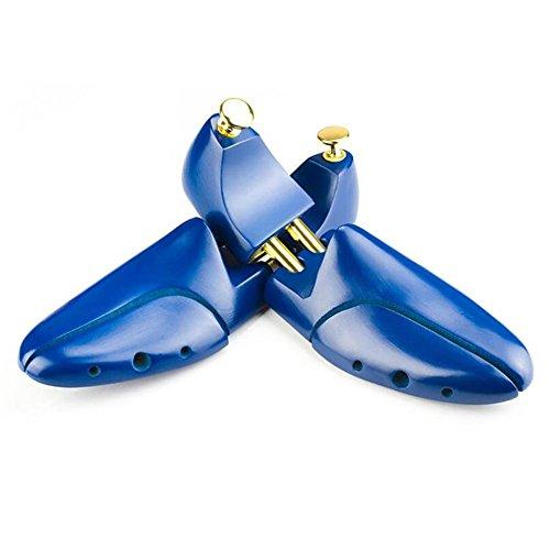 HHORD Árbol Ajustable Zapato Azul 1 Par Talladora