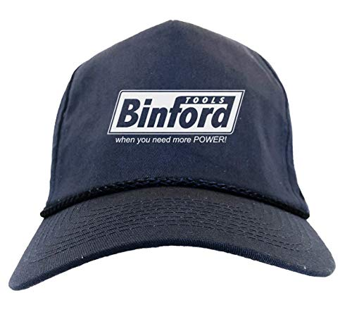 Binford Tools - TV Parody Funny Golf Hat (Navy Blue)