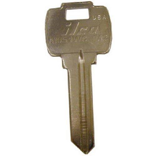 KABA ILCO FA3-A1054WD Key Blank for Falcon Lockset 5 P