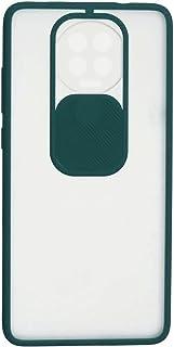 انفينكس نوت 7 اكس 690 جراب خلفى بلاستيك بغطاء حامى للكاميرا وإطار سيليكون - شفاف