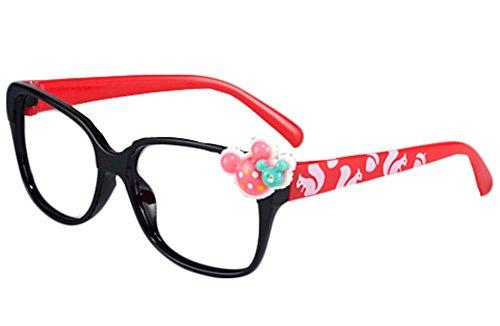 Kunststoff-Kinderfest-Dekoration Props nette Brillengestelle