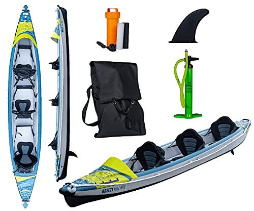 BIC Sport Tahe Breeze Full HP 3 - Kayak hinchable