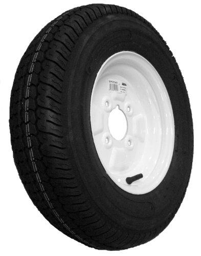Maypole 216 - Rueda y neumático para Remolque (500mm x 10')