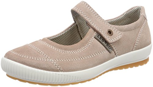Legero Tanaro, Damen Geschlossene Ballerinas,Pink (Powder), 41 EU (7 UK)