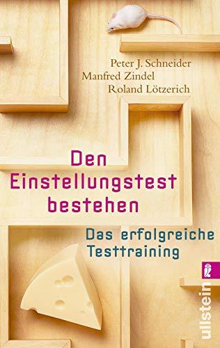 Den Einstellungstest bestehen: Das erfolgreiche Testtraining (0)