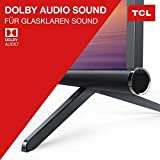 TCL 50EP660 Fernseher 126 cm (50 Zoll) Smart TV (4K UHD, HDR10, Micro Dimming Pro, Android TV, Prime Video, Alexa kompatibel, Google Assistant) Brushed Titanium - 8