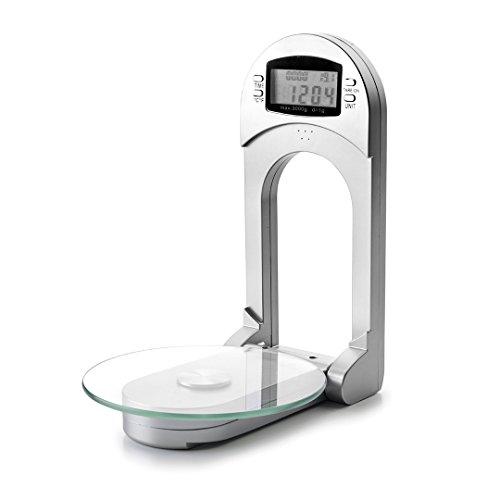 Ibili 771550 Elektronische Küchenwaage, Wandmontage