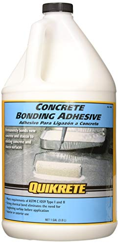 QUIKRETE GLUES & CEMENTS No. 9902 441607 Concrete Bonding Adhesive