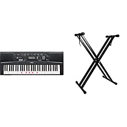 Product 1: EZ-220 is designed for those who have never touched a keyboard before, learning to play just got a whole lot easier, thanks to a host of built-in features designed for beginners Product 1: Learn to play quickly and help memorise songs easi...