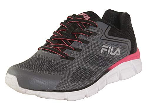 Fila Women's, Memory Exolize Running Sneakers Gray 8 M