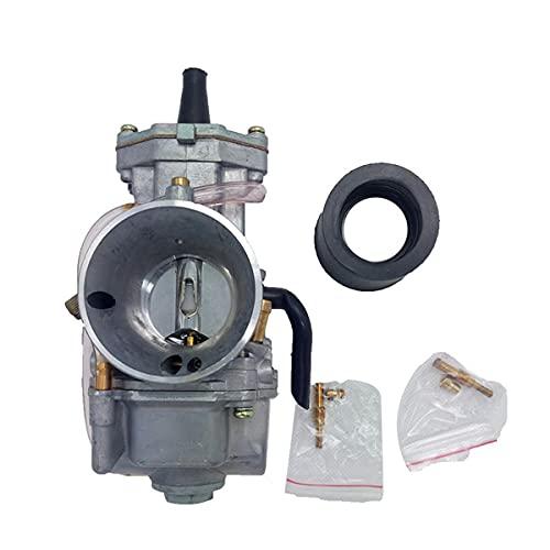 SDLSH Accesorios de Auto PWK32 32MM Carburador de Motocicletas de Carreras Kit de reconstrucción de carburador