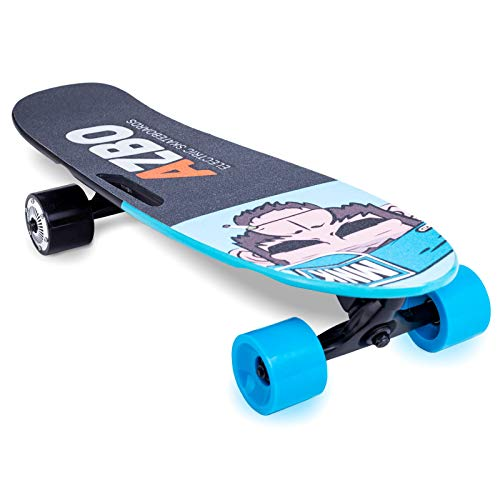 Electric Skateboard Longboard with Remote Control | 400W | UL2272 Certified/Motorized Powered Board...