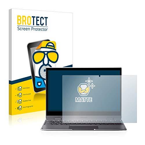 BROTECT Entspiegelungs-Schutzfolie kompatibel mit Medion Akoya E4271 Bildschirmschutz-Folie Matt, Anti-Reflex, Anti-Fingerprint