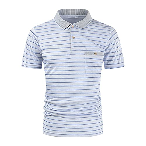 QWERT Poloshirt Herren Polohemd Golf...