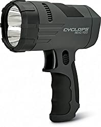 Cyclops Rechargeable Flashlight
